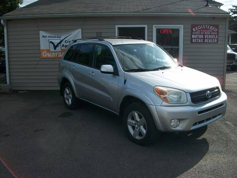 2005 Toyota RAV4 for sale in Johnson City, NY