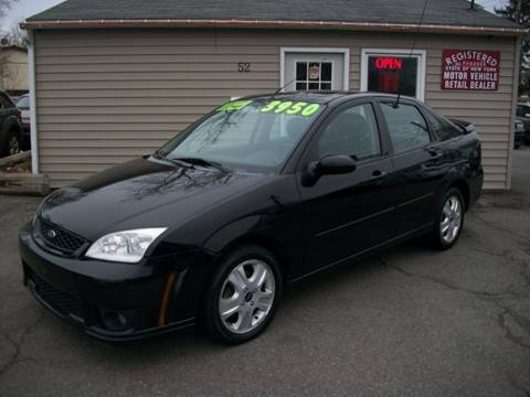 2007 Ford Focus for sale in Johnson City, NY