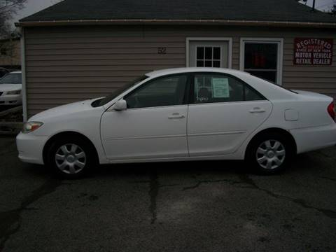 2002 Toyota Camry for sale in Johnson City, NY