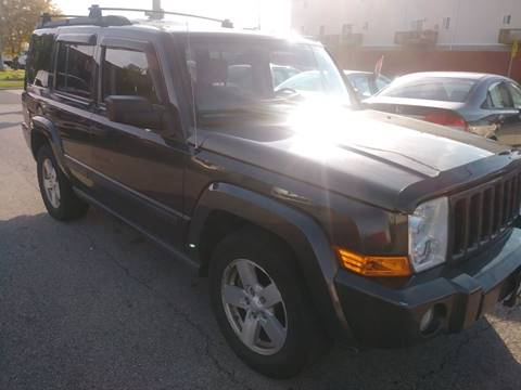 2006 Jeep Commander for sale in Bridgeview, IL