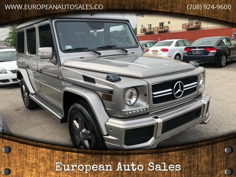 2006 Mercedes-Benz G-Class for sale in Bridgeview, IL