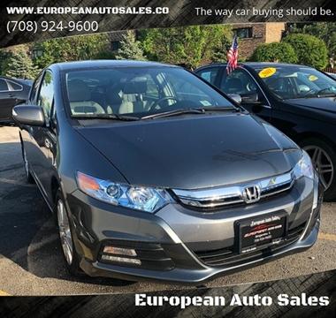 2012 Honda Insight for sale in Bridgeview, IL