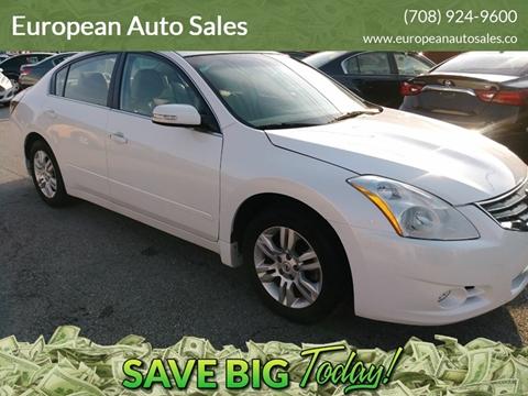 2012 Nissan Altima for sale in Bridgeview, IL