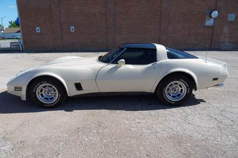 1980 Chevrolet Corvette for sale in Chadron, NE
