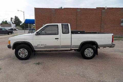 1987 Nissan Truck For Sale In Chadron NE