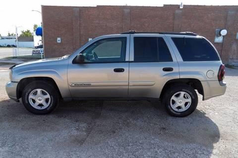 2002 Chevrolet TrailBlazer for sale in Chadron, NE