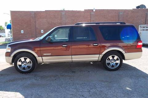 2008 Ford Expedition EL for sale in Chadron, NE