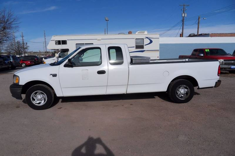 2001 ford f-150 4dr supercab xl 2wd styleside lb in chadron ne