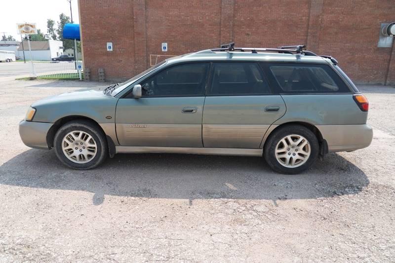 2003 Subaru Outback Awd Ll Bean Edition 4dr Wagon In Chadron Ne