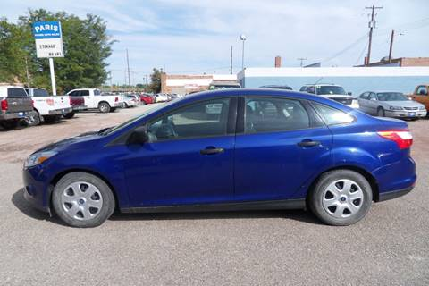 2012 Ford Focus For Sale In Chadron, NE