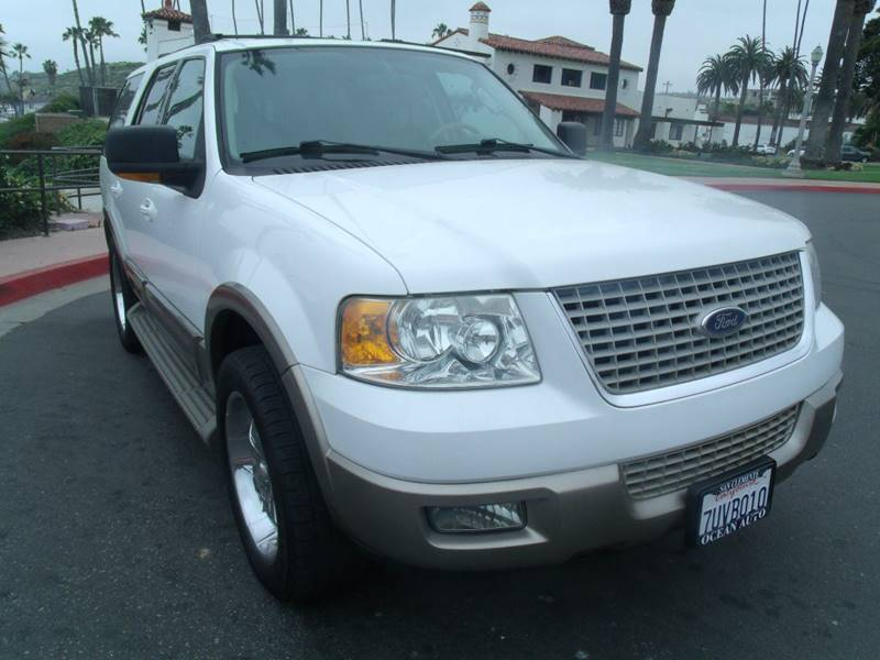 2003 Ford Expedition Eddie Bauer 4dr SUV - San Clemente CA