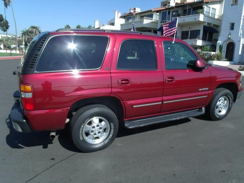 2003 Chevrolet Tahoe LT 4WD 4dr SUV - San Clemente CA