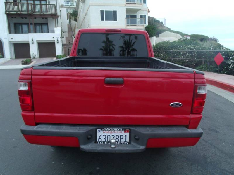2004 Ford Ranger 4dr SuperCab Edge Deluxe RWD SB - San Clemente CA