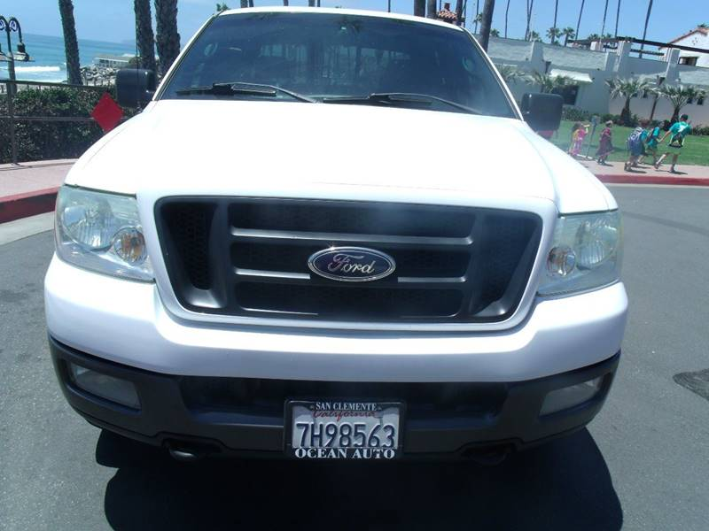 2004 Ford F-150 4dr SuperCrew FX4 4WD Styleside 5.5 ft. SB - San Clemente CA