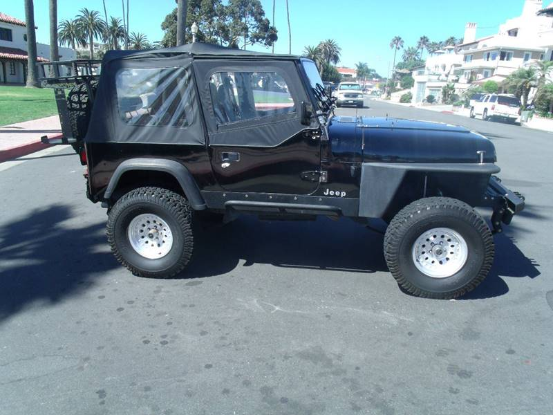 1992 Jeep Wrangler 2dr 4WD SUV - San Clemente CA