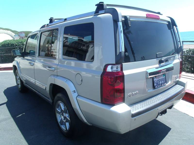 2006 Jeep Commander Limited 4dr SUV 4WD - San Clemente CA