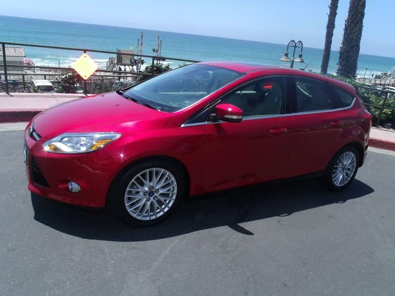 2012 Ford Focus SEL 4dr Hatchback - San Clemente CA