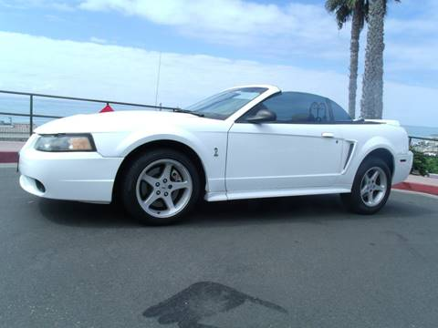 Ford Mustang SVT Cobra For Sale in California  Carsforsalecom