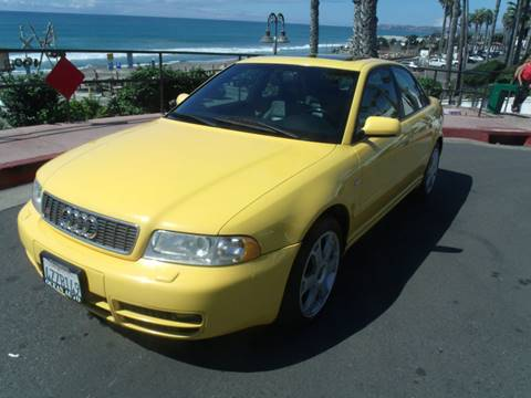 Audi S For Sale Carsforsalecom - 2000 audi s4