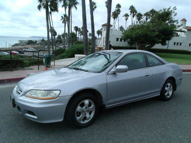 2001 Honda Accord EX W/Leather 2dr Coupe   San Clemente CA