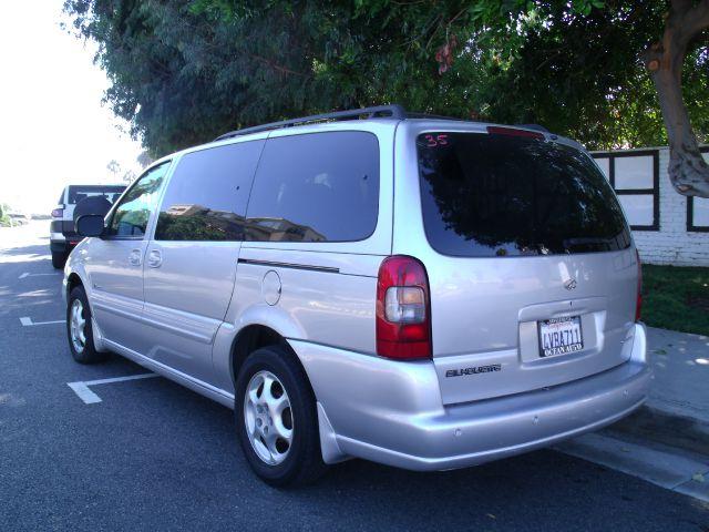 2002 Oldsmobile Silhouette Premiere 4dr Ext Minivan In San Clemente