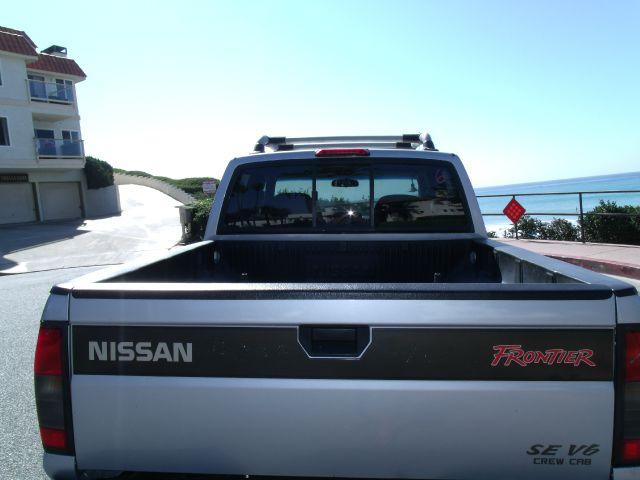 2000 Nissan Frontier Xe 4dr Crew Cab Sb In San Clemente Ca Ocean