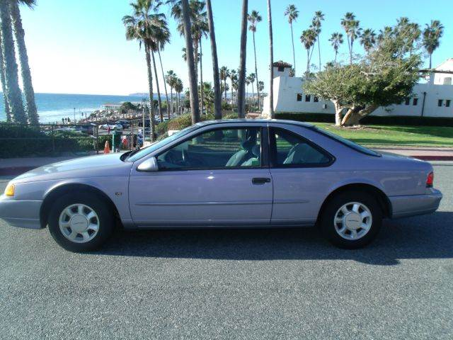 1995 ford thunderbird lx 2dr coupe in san clemente ca. Black Bedroom Furniture Sets. Home Design Ideas
