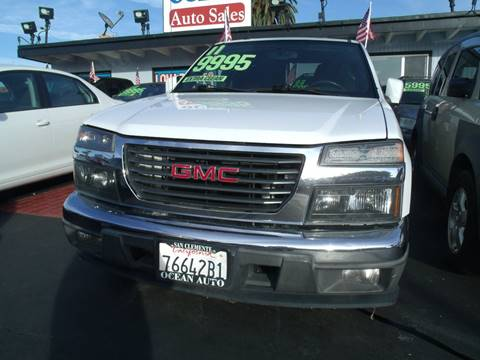 2011 GMC Canyon for sale in San Clemente, CA