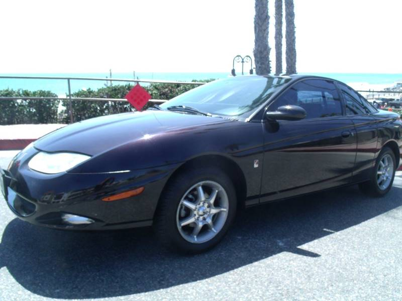 2001 Saturn S-Series SC2 3dr Coupe - San Clemente CA