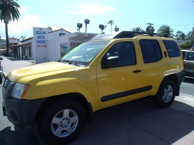 2005 Nissan Xterra SE 4dr SUV - San Clemente CA