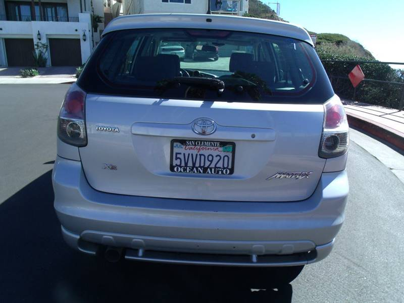2006 Toyota Matrix XR 4dr Wagon w/Automatic - San Clemente CA