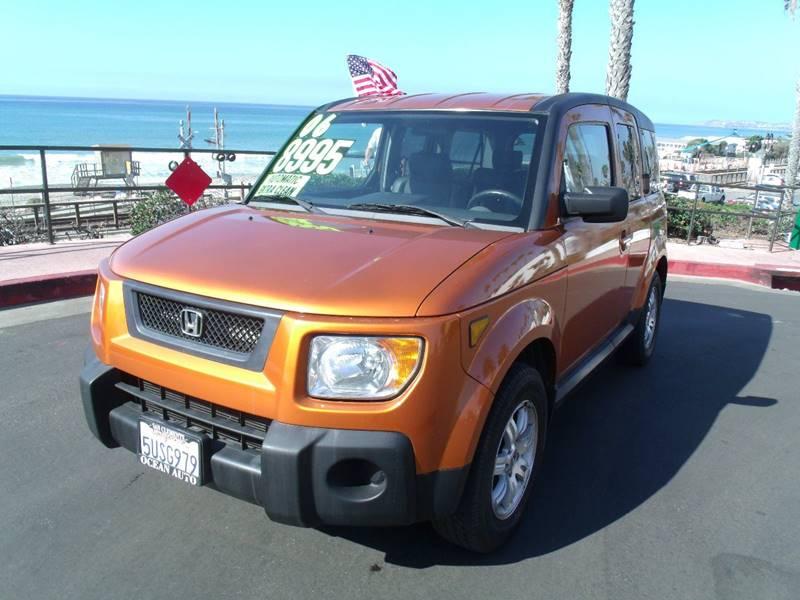 2006 Honda Element EX P 4dr SUV 4A - San Clemente CA