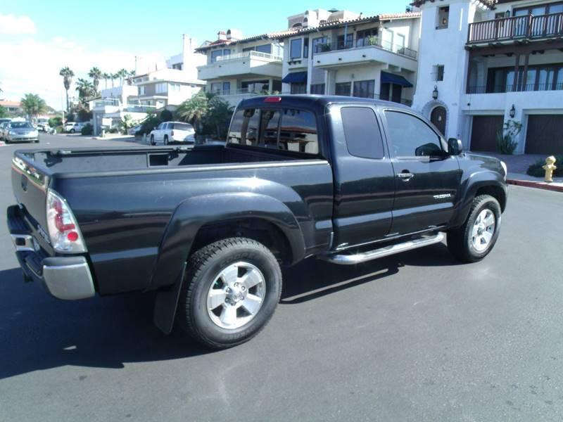 2006 Toyota Tacoma PreRunner V6 4dr Access Cab SB (4L V6 6M) - San Clemente CA