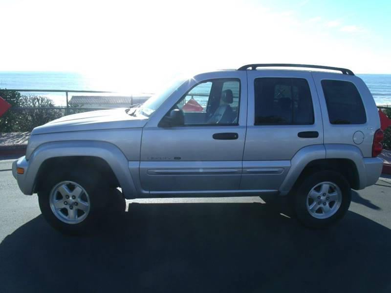 2002 Jeep Liberty Limited 4dr 4WD SUV - San Clemente CA