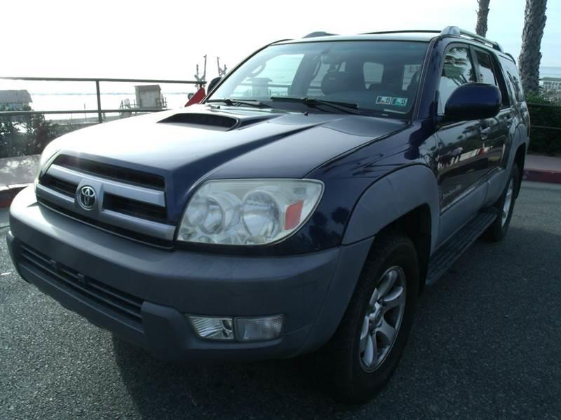 2003 Toyota 4Runner SR5 4WD 4dr SUV - San Clemente CA