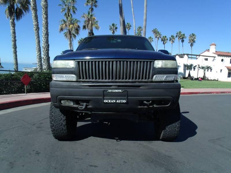 2000 Chevrolet Silverado 1500 3dr LT 4WD Extended Cab LB - San Clemente CA