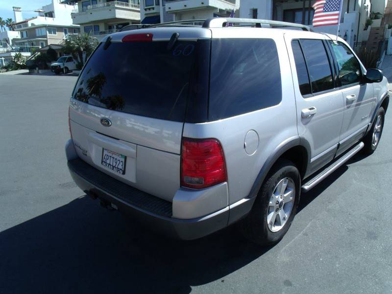 2004 Ford Explorer 4dr XLT 4WD SUV - San Clemente CA