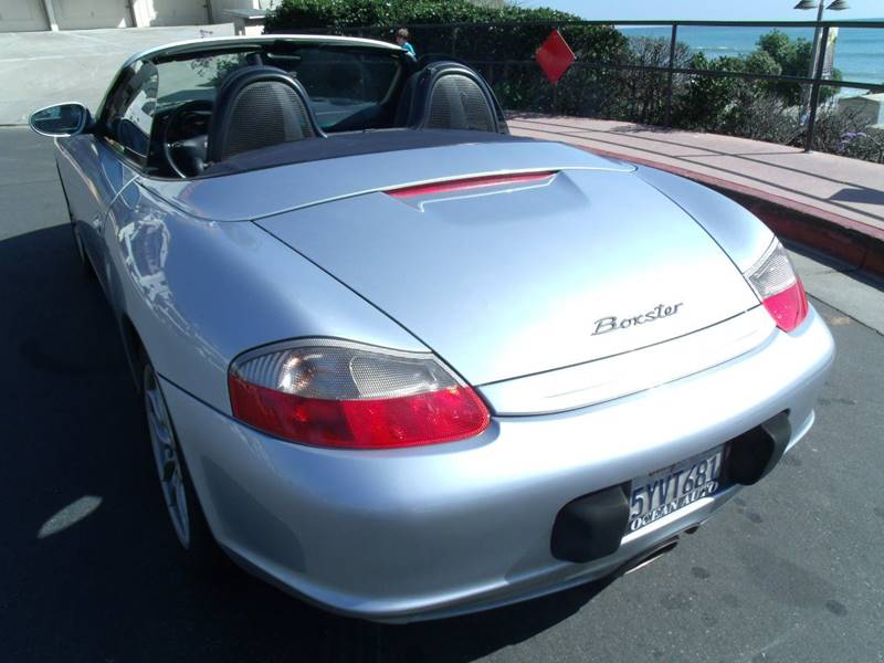 2004 Porsche Boxster 2dr Roadster - San Clemente CA