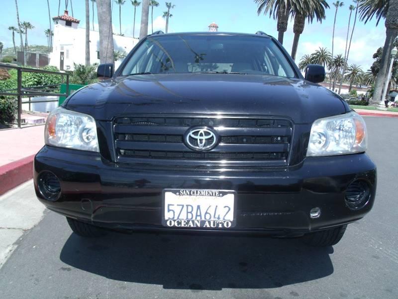 2007 Toyota Highlander Sport 4dr SUV - San Clemente CA