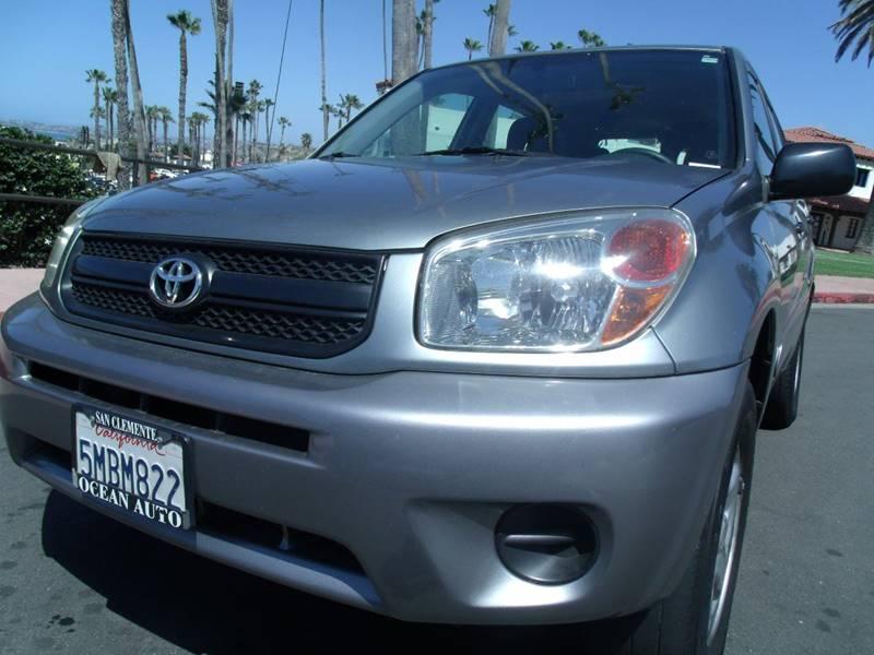 2005 Toyota RAV4 4dr SUV - San Clemente CA