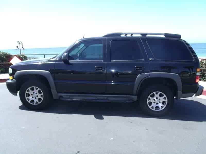 2004 Chevrolet Tahoe Z71 4WD 4dr SUV - San Clemente CA
