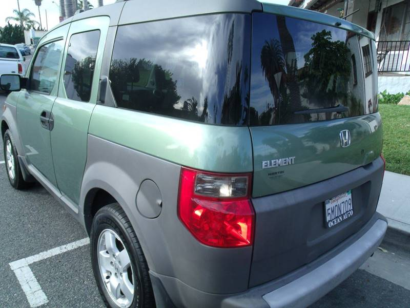 2003 Honda Element AWD EX 4dr SUV w/Side Airbags - San Clemente CA