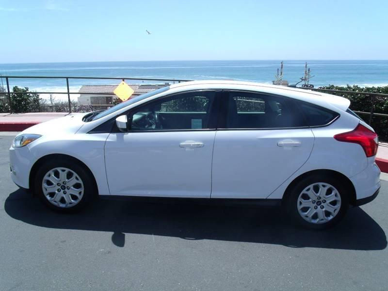 2012 Ford Focus SE 4dr Hatchback - San Clemente CA