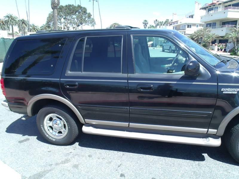 2000 Ford Expedition 4dr Eddie Bauer 4WD SUV - San Clemente CA