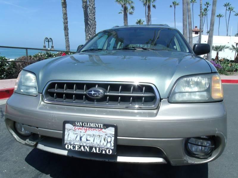 2003 Subaru Outback AWD 4dr Wagon - San Clemente CA