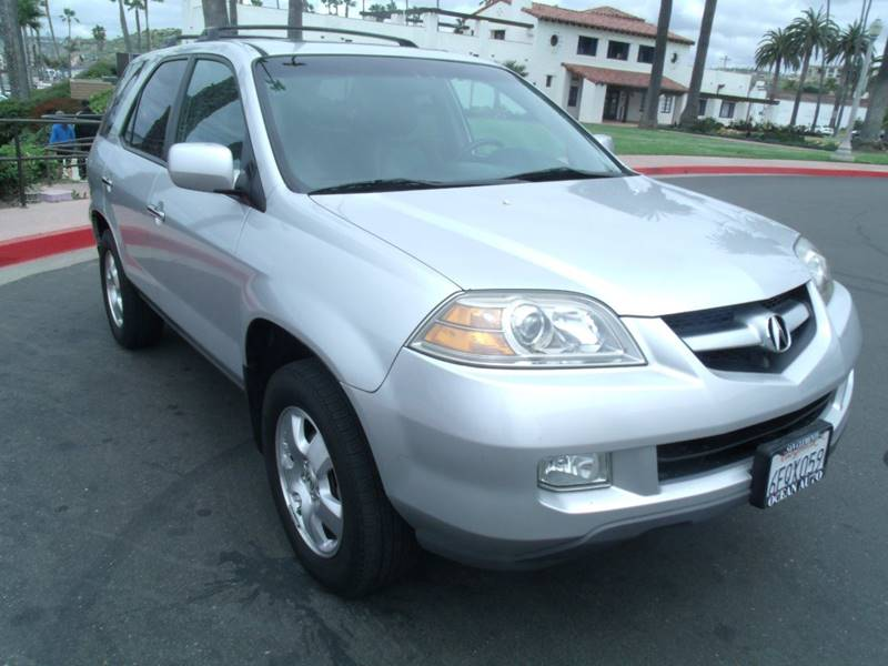 2005 Acura MDX AWD 4dr SUV - San Clemente CA