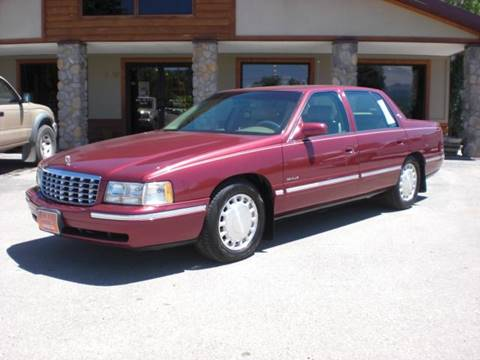 1999 Cadillac DeVille for sale in Sheridan, WY