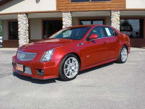 2013 Cadillac CTS-V for sale in Sheridan, WY
