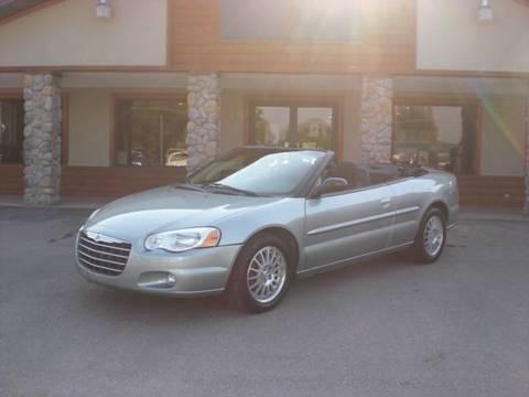 2006 Chrysler Sebring for sale in Sheridan, WY