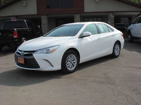 2016 Toyota Camry for sale in Sheridan, WY